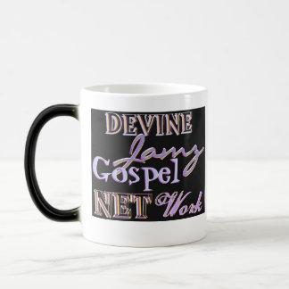 Devine Jamz Gospel Network Coffee Mug