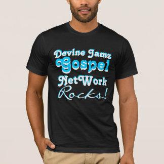 Devine Jamz Gospel Network T-Shirt