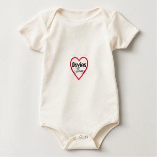 Devine Jamz Luv Baby Bodysuit
