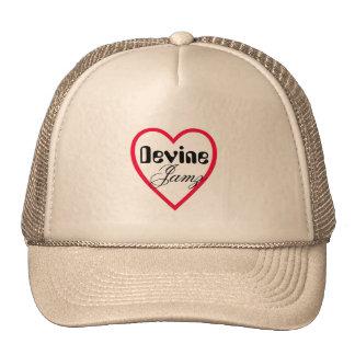Devine Jamz Luv Trucker Hat