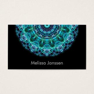Devine Mandala Business Card