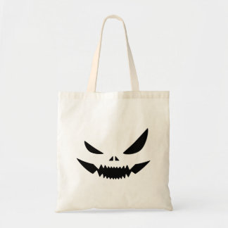 Devious Smile Budget Tote Bag