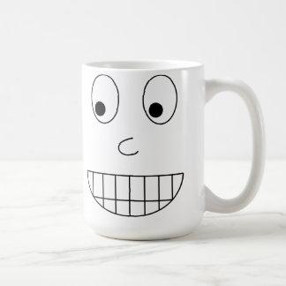Devious Smile Coffee Mug