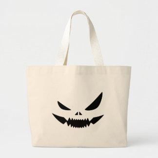Devious Smile Jumbo Tote Bag