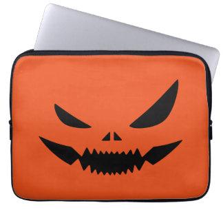 Devious Smile Laptop Sleeves