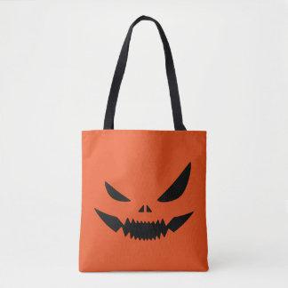 Devious Smile Tote Bag