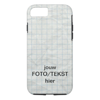 Devise your own iPhone 8 hoesje iPhone 8/7 Case