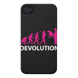Devolution Evolution Funny Reissue iPhone 4 Case-Mate Case