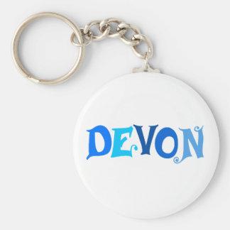 Devon Key Ring