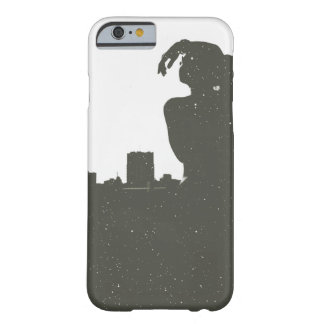 Devouring the space \ Girl Barely There iPhone 6 Case