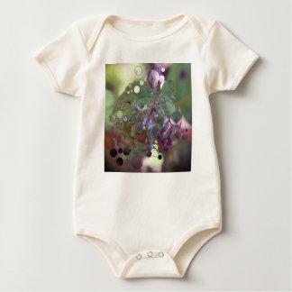 Dew Circles Baby Bodysuit