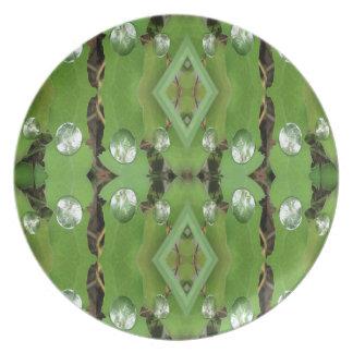 Dew Drops 1 Plate