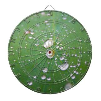 Dew Drops Dartboard
