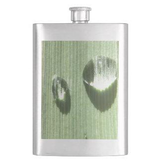 Dew Drops Hip Flask