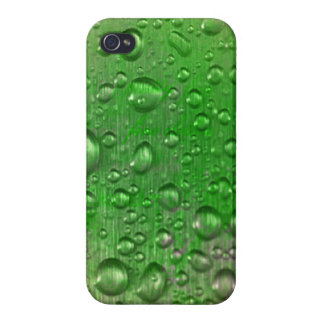 Dew drops iPhone 4 Glossy Finish Case iPhone 4 Cover