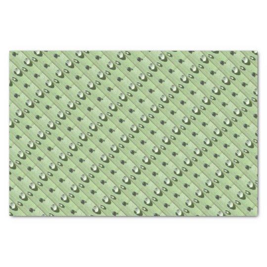 Dew Drops Tissue Paper