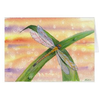 Dewdrop Dragon card