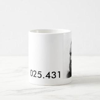 dewey, 025.431 coffee mug