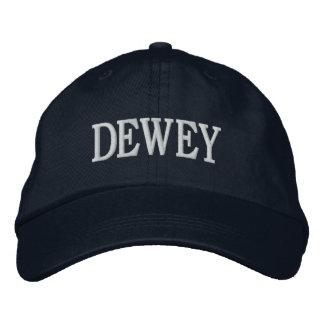 DEWEY hat