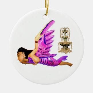 Dewi Sri Ceramic Ornament