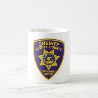 DeWitt County Sheriff Mug