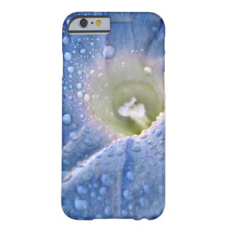 Dewy Morning Glory Flower Close Up Barely There iPhone 6 Case