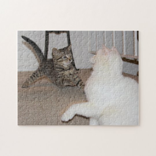 Dexter and P. K. Jigsaw Puzzle