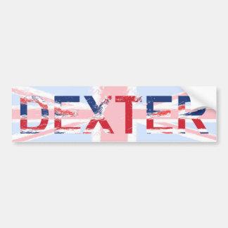 Dexter Bumper Sticker