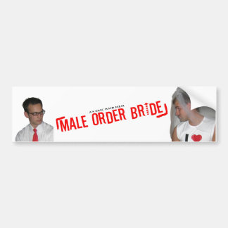 Dexter & Dimitri Bumper Sticker