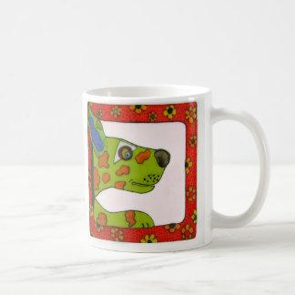 Dexter Dog Cup
