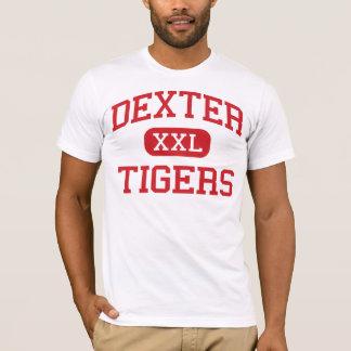 Dexter - Tigers - Middle School - Dexter Maine T-Shirt