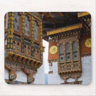 Dezong Architecture Mouse Pad