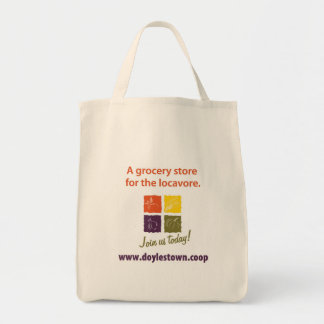 DFC Large Grocery Tote Tote Bags