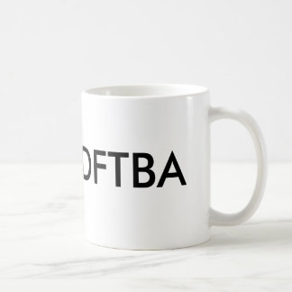 DFTBA, DFTBA COFFEE MUG