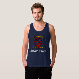 DH Claw Mark Vest Singlet