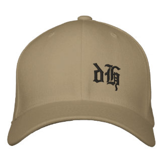 dH Embroidered Hat