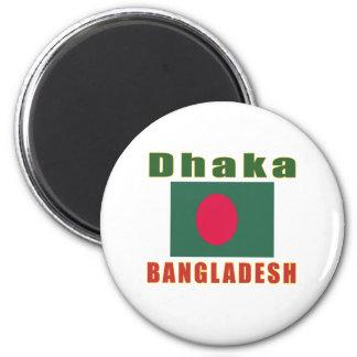 Dhaka Bangladesh  capital design Magnet