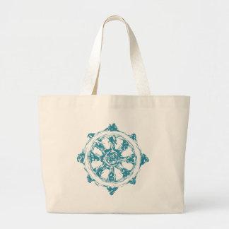 dharma2 large tote bag