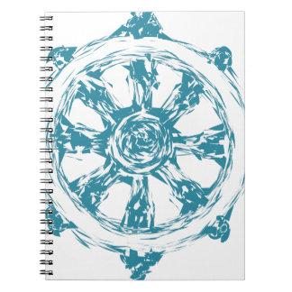 dharma2 spiral notebook