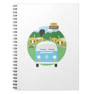 Dharma Barracks Notebook