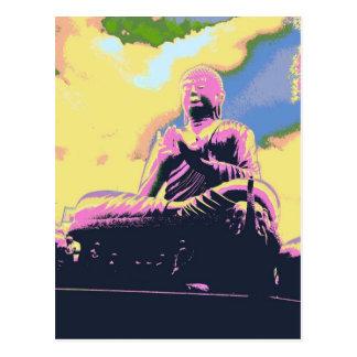 Dharma Buddha Series Postcard