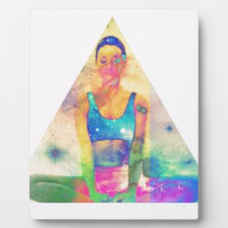 Dharma Girl Yoga Series Plaque