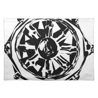 dharma placemat