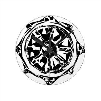 dharma round clock