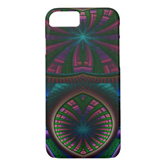 Dharma Symmetrical Abstract Art iPhone 7 Case