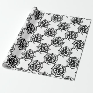 dharma wrapping paper
