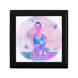 Dharma Yoga Girl Series Pink Gift Box