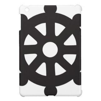 "Dharmacakra, Dharmachakra, ""Wheel of Dharma"" Cover For The iPad Mini"