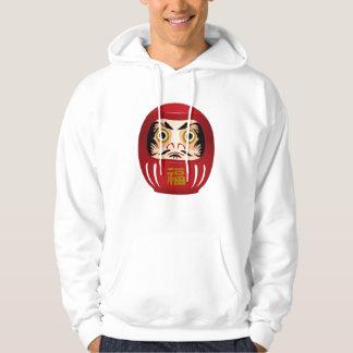 dharuma doll hoodie