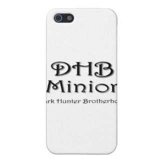 DHB MINION iPhone 5/5S COVERS